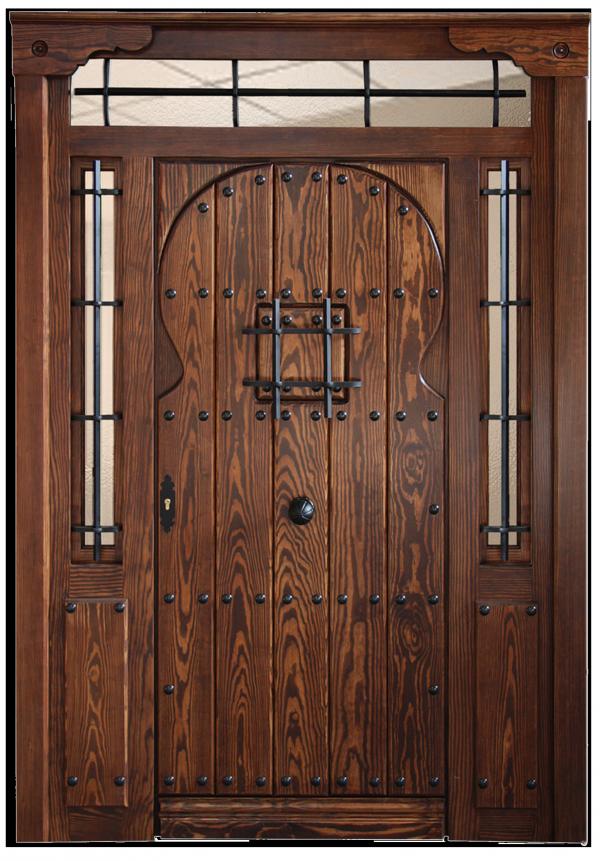 Home los davices fabricante de puertas y ventanas de for Puertas chalet exterior